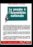 Le peuple à l'Assemblée nationale