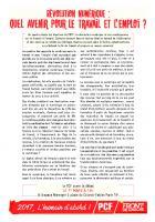 Révolution Numérique : Quel avenir pour le travail et l'emploi